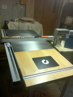 Tablesaw router sander table tree on a hill workshop for 10 inch sanding disc table saw